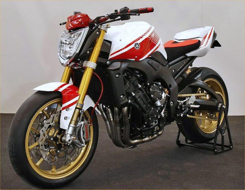 Yamaha FZ Street Fighter