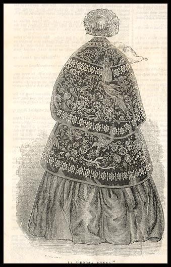 Gleason's Pictorial, La Prima Donna, 1853