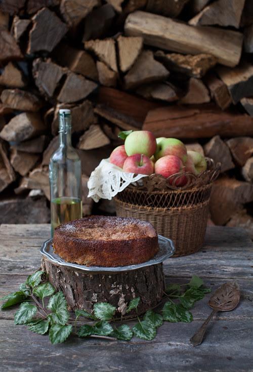 Apple Lemon Cake 1