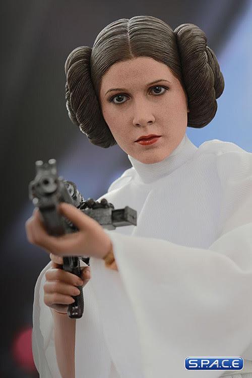 16 Scale Princess Leia Movie Masterpiece Mms298 Star Wars
