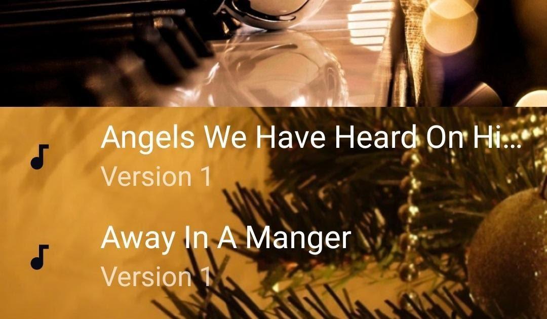 Christmas Music Carol Of The Bells Instrumental