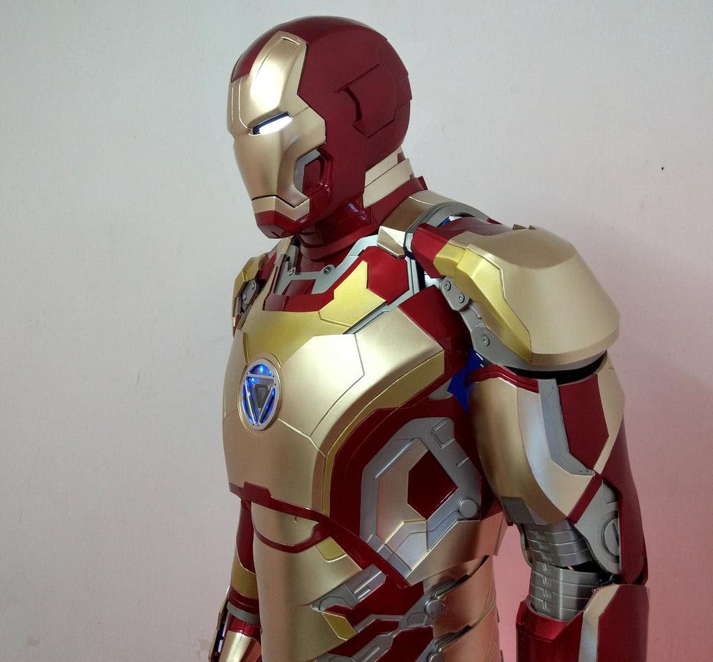IRON MAN MK. 42 Full Body Armor