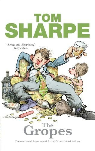 book cover of  The Gropes  by Tom Sharpe