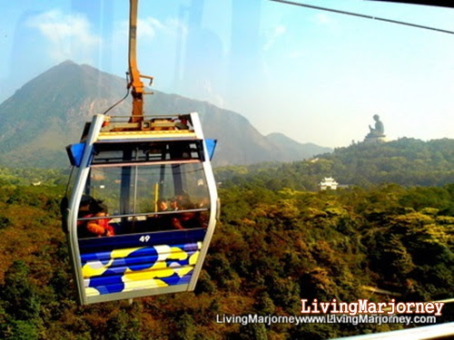 Cable Car Ride:  Ngong Ping 360, by LivingMarjorney on Flickr