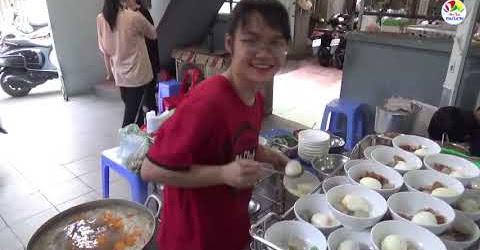 Có gì trong tô mì trộn trứng lòng đào Kỳ Đồng món ăn gây sốt trong giới trẻ Sài Gòn