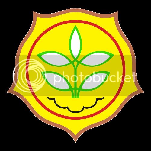 Vector logo galleries: Logo Departemen Pertanian
