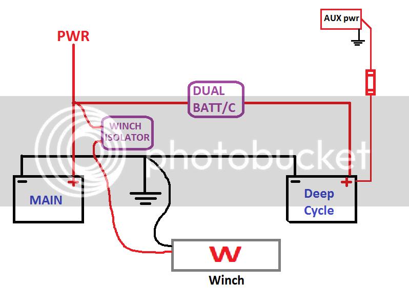 Warn Winch Xd9000i Wiring Diagram