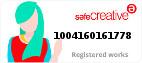 Safe Creative #1004160161778