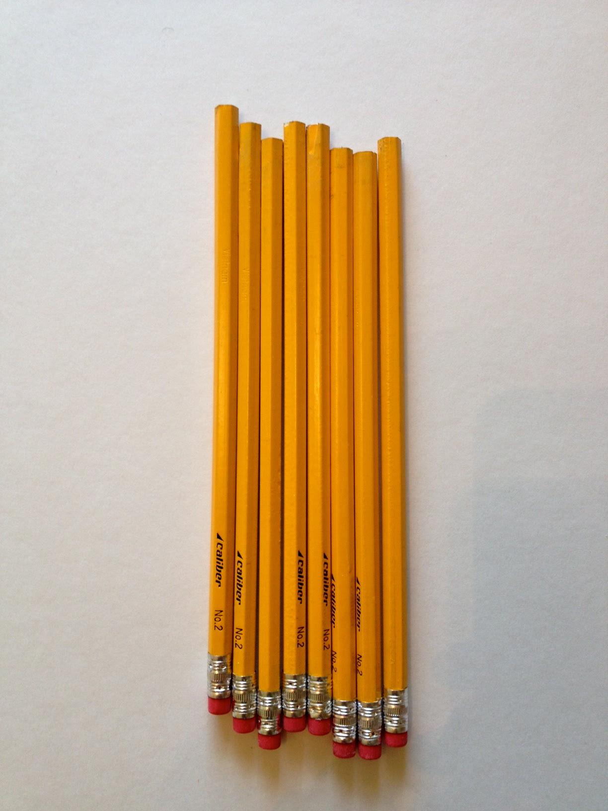 DIY] Color Block Leather Pencil Holder | J to Z