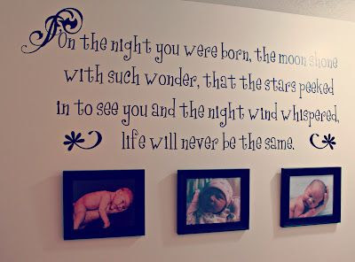Baby Wall Decals Quotes Elitflat