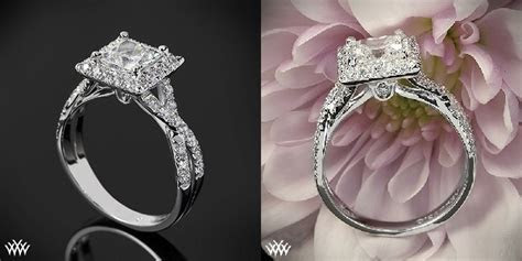 Top 10 Princess Cut Halo Engagement Rings (That Will Make