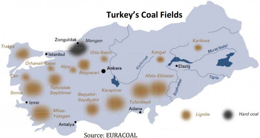 Image result for Turkey 80 coal plants