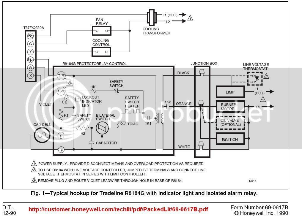 26 Honeywell Fan Limit Switch Wiring Diagram
