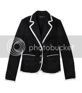 Wardrobe Must Have: The Trim Blazer