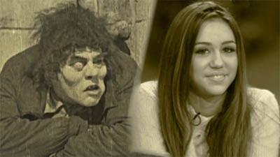 Miley Cyrus e o Corcunda de Notredame