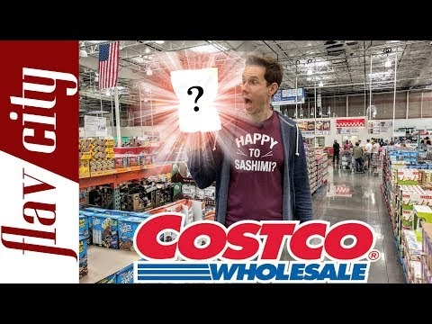 Top 10 HEALTHIEST Things To Buy At Costco...And A Few To Avoid! (Shopping videos)
