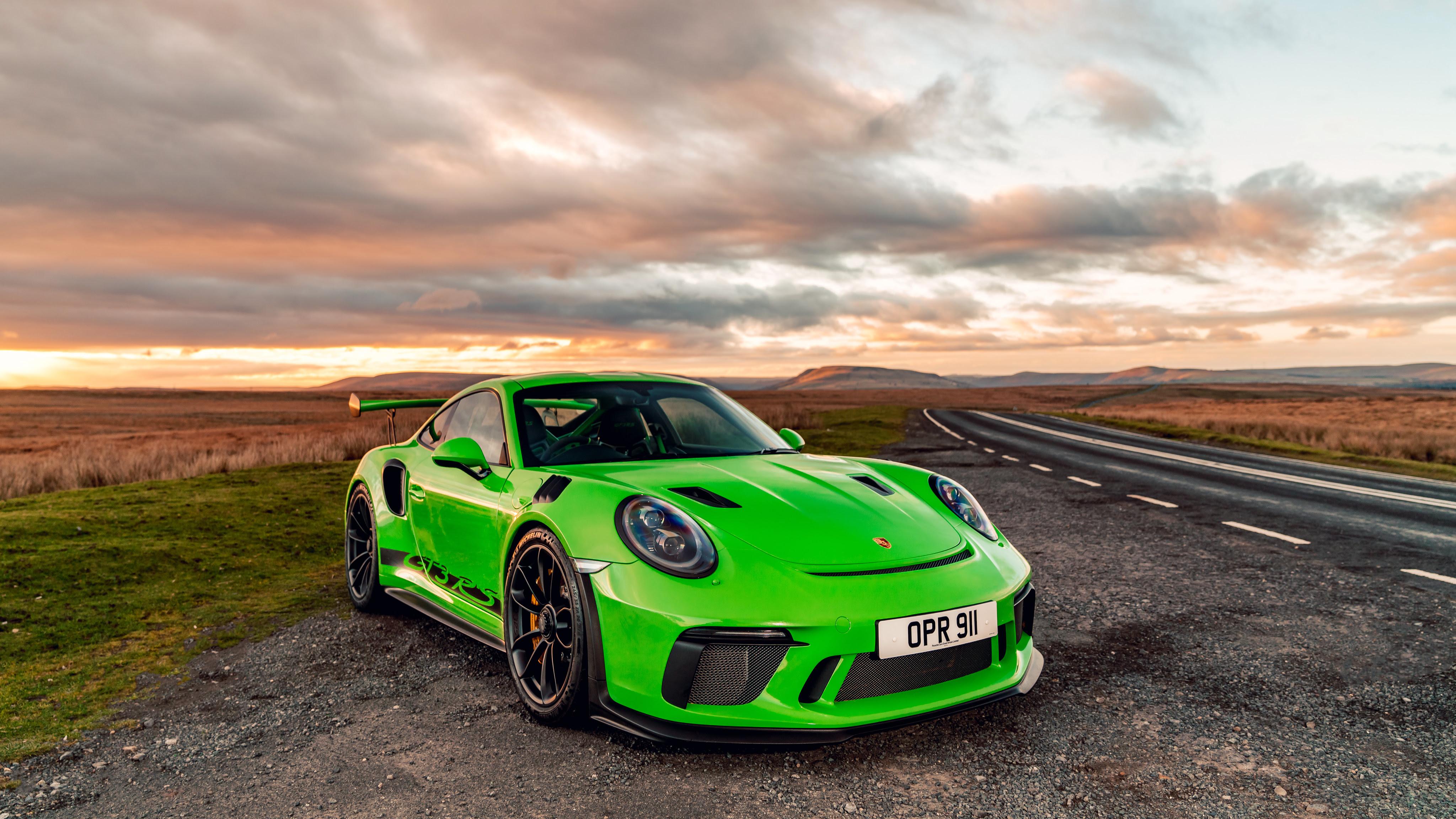 Porsche 911 GT3 RS 2019 4K Wallpaper   HD Car Wallpapers ...