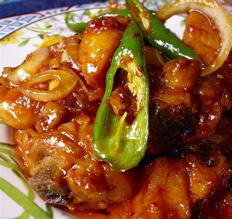 resepi ayam masak madu sedap  simple blogopsi