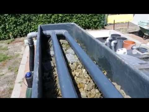 Bio Filter Bio Media Koi Pond Airlift Moving Bed On Grow Aquaponically