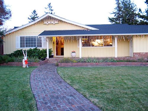 1960 California ranch home