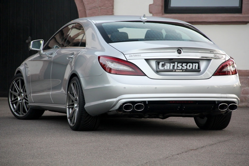 Carlsson CK63 RS Mercedes CLS 63 AMG Revealed