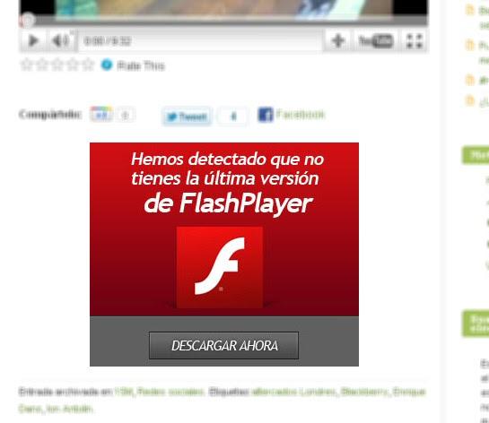 Descargar Flashplayer