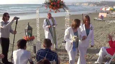 La Jolla Beach & Tennis Club Wedding by Affordable Wedding