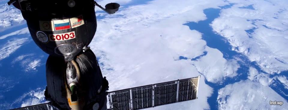 Nuestro planeta desde la ISS Indagadores wp