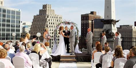 Sheraton Indianapolis City Centre Hotel Weddings