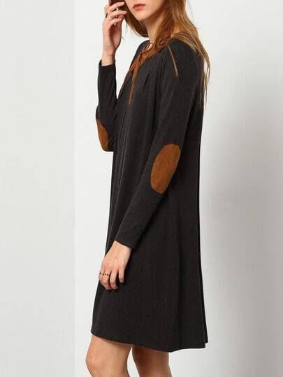 http://www.shein.com/Grey-V-Neck-Casual-Dress-p-237698-cat-1727.html?aff_id=1285