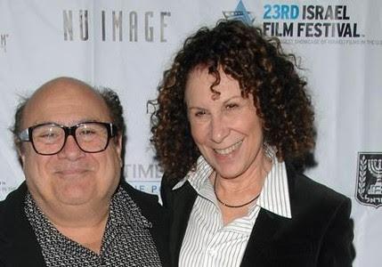 Danny DeVito y Rhea Perlman se separan tras 30 años