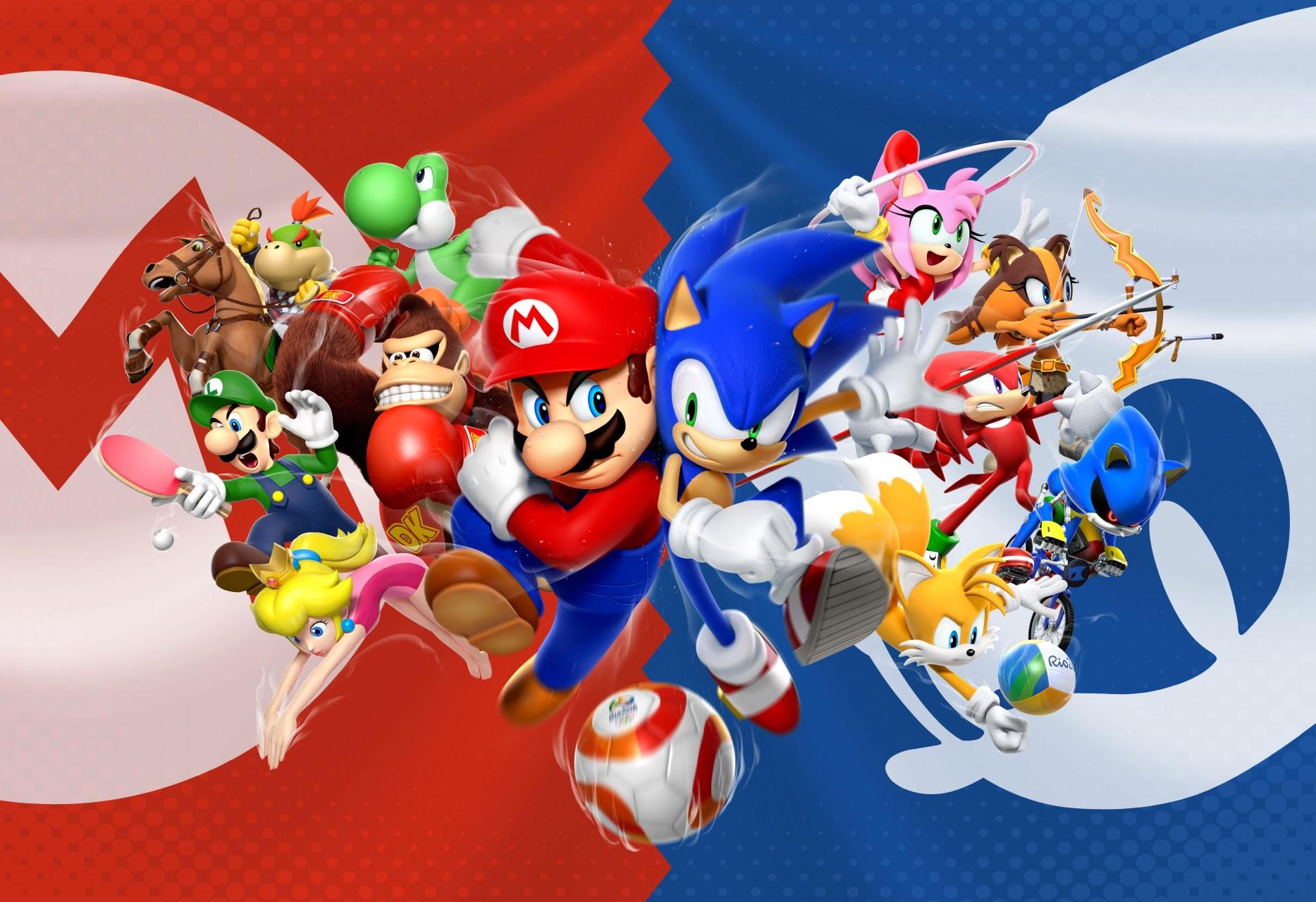 Sonic Spiele 1001