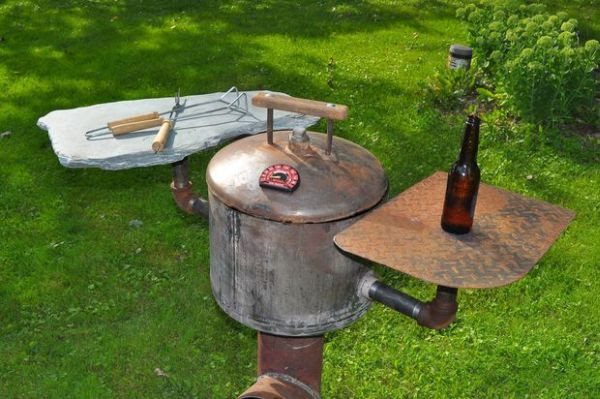 Rocket Grill by Bennelson