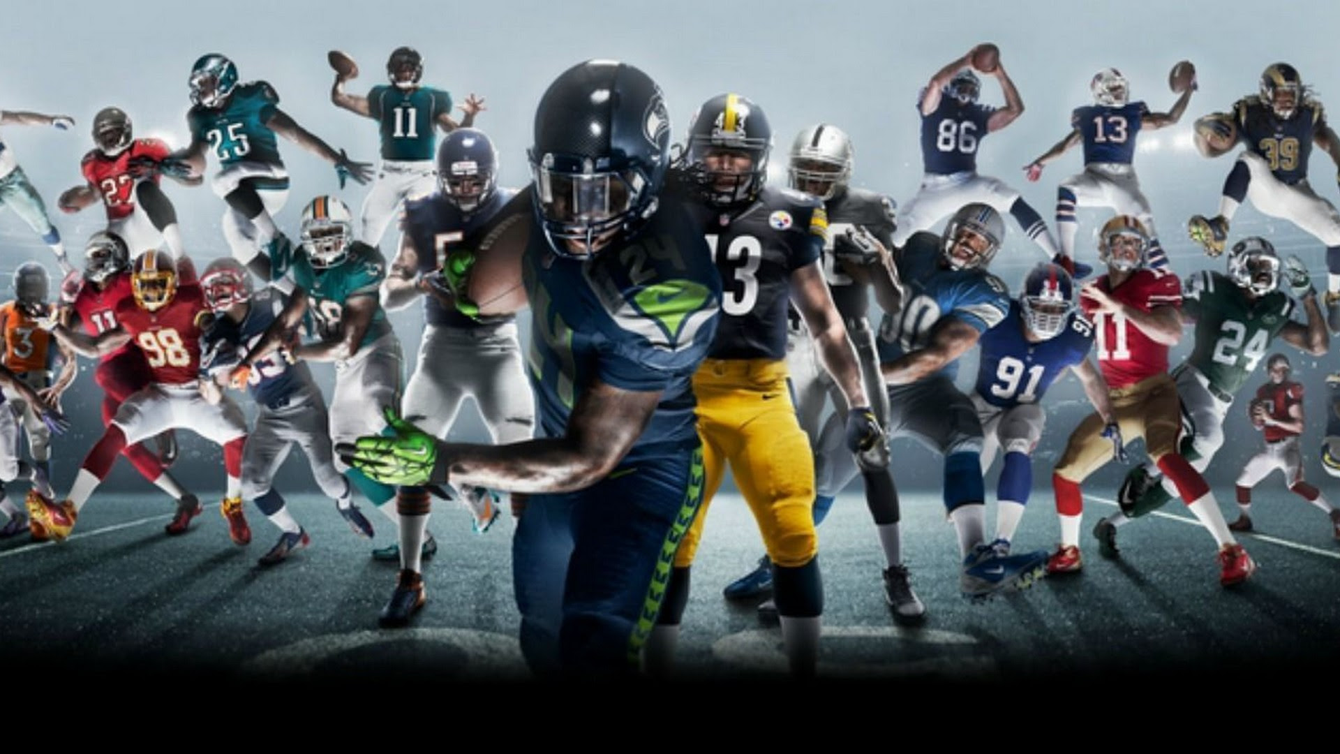Wallpapers Cool NFL   2019 NFL Football Wallpapers