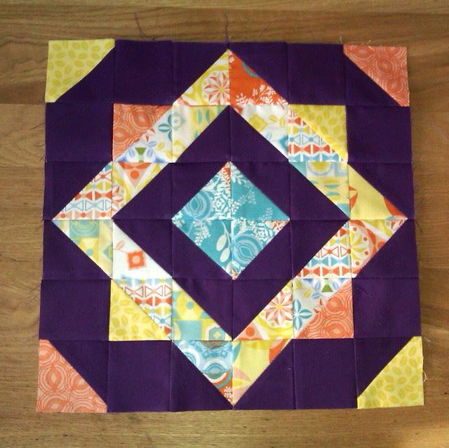 Lynnebob block for Hipbees Nov12