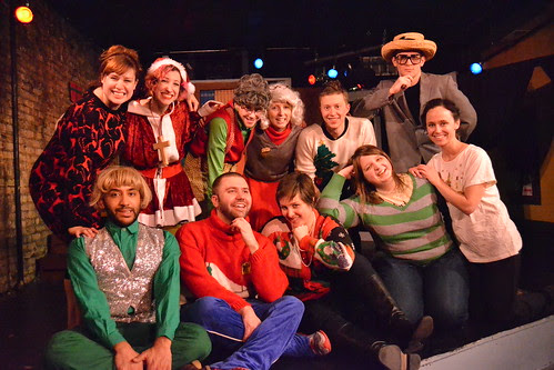 end of show picture