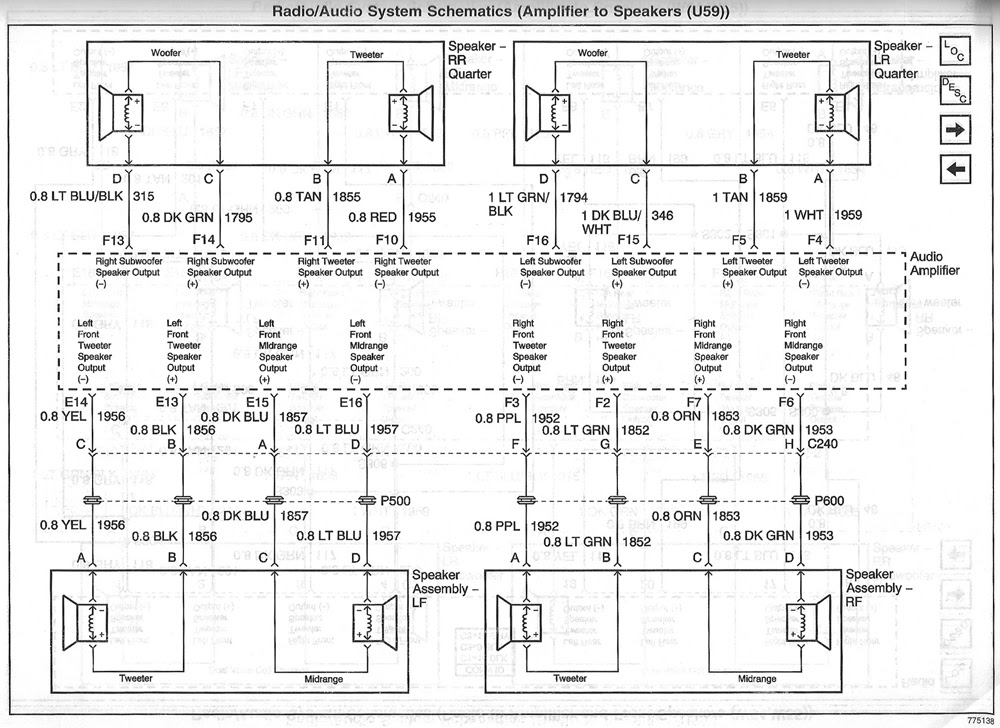 28 Monsoon Amp Wiring Diagram