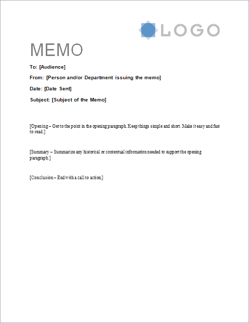 mapsingen  memo format