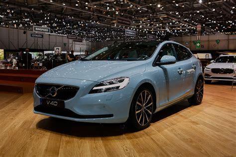 Volvo V40 updated, next gen model bound for US