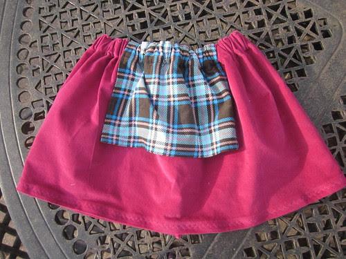 Skirt for allie