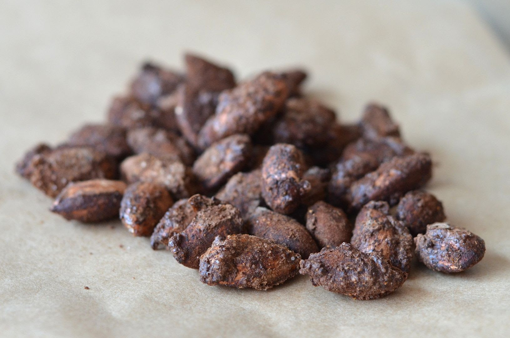 Chilli Chocolate Almonds