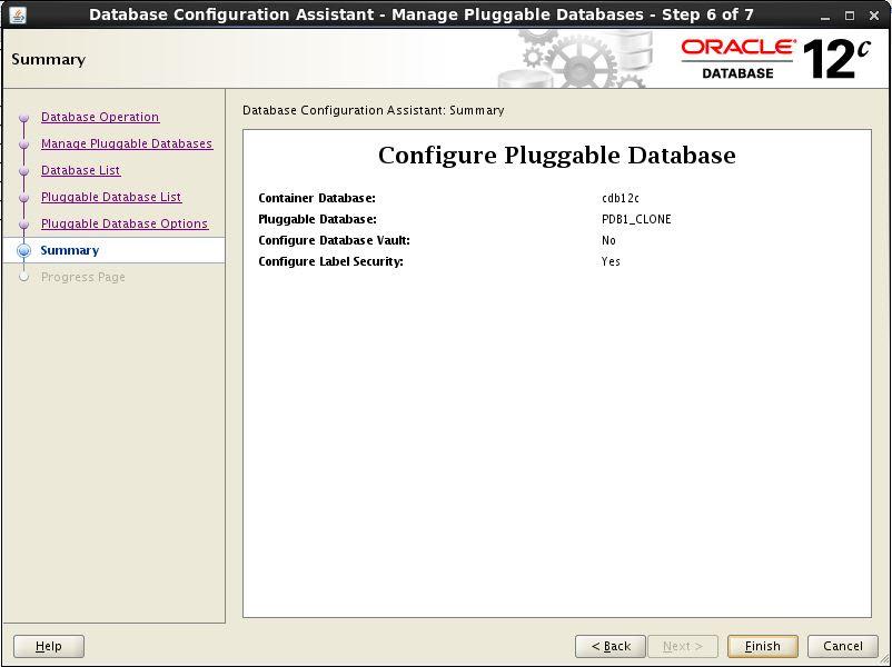 Configure PDB 5