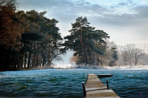 002 Mùa Đông ở bồ Hồ