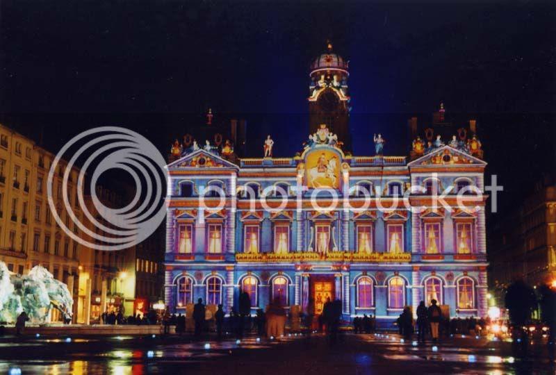 Lyon –Fiesta de la luz3-
