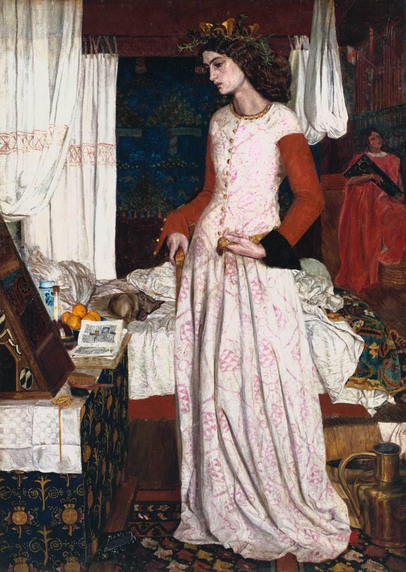 'Queen Guenevere' - William Morris