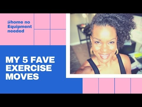 My Top 5 Exercises For Fat Loss + Work Out Fit of the Day 34-28-40