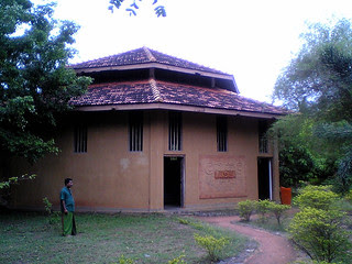 Sigiriya Craft Village Hall