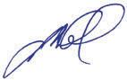 Jack's color signature
