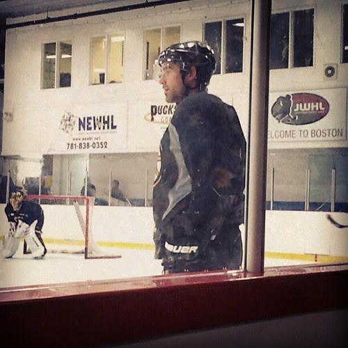 @bruinshockey #55 #Boychuk #boston #bruins practice #bruinsareback