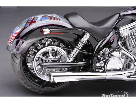 Arlen Ness custom motorcycle actioned for charity